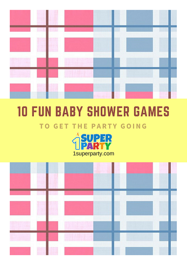 10 Fun Baby Shower Games to Get the Party Going